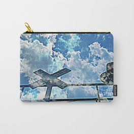 A Place In The Clouds Carry-All Pouch