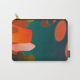 shapes illustration abstract art 2 Carry-All Pouch