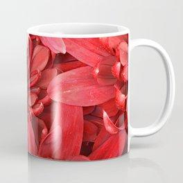 Strawberry Red Flowers Coffee Mug