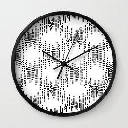 L I S S A J O U S. A F T E R L I F E Wall Clock