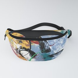 Lassoing Ghosts Fanny Pack