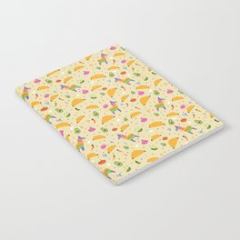 Taco Fiesta Notebook