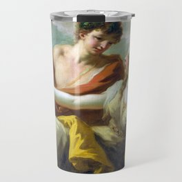 Giovanni Antonio Pellegrini Bacchus and Ariadne Travel Mug