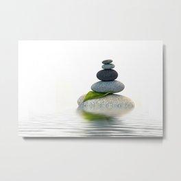 Balance And Harmony Metal Print