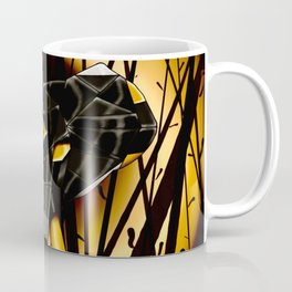 Mecha Elephant Coffee Mug