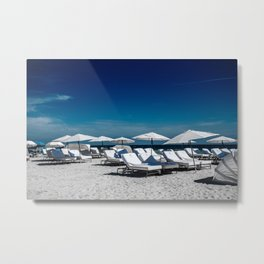 The Best of Both Clean and Sandy Metal Print