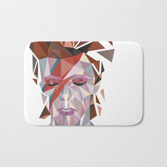 Bowie Stardust Bath Mat