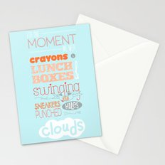 Swinging So High  Stationery Cards