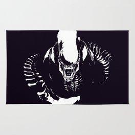 Aliens Rug