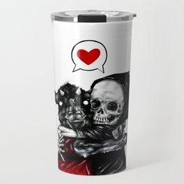 My dark and evil BFF Travel Mug