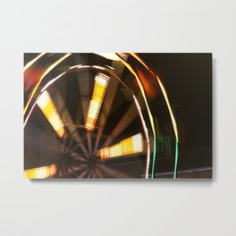 Funfair Metal Print