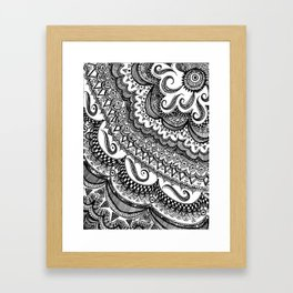 Blackbook No. 3  Framed Art Print