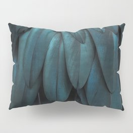 DARK FEATHERS Pillow Sham