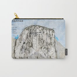 El Capitan, Yosemite USA Carry-All Pouch