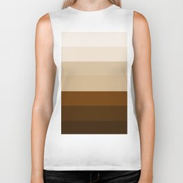 Coffee Liqueur and Cream Mix - Abstract Biker Tank