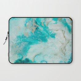 """Tides of Change   """"Sand Bar"""" (1) Laptop Sleeve"""