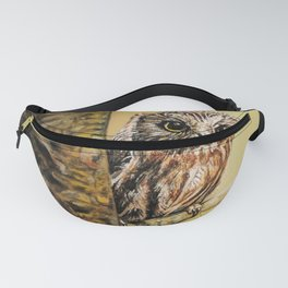 baby owl Fanny Pack