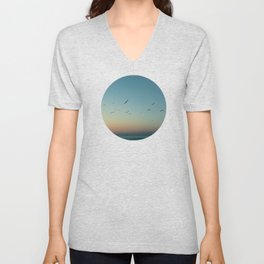 (Sun is) Gone Unisex V-Neck