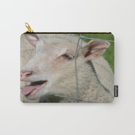 Laughing Lamb Carry-All Pouch