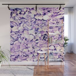 Lavender flowers. Wall Mural