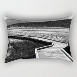 Path to Peace 2 Rectangular Pillow