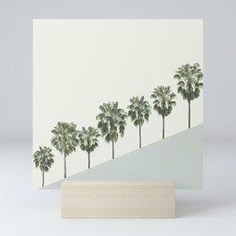 Palm Trees 4 Mini Art Print