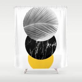 Elemental III Shower Curtain