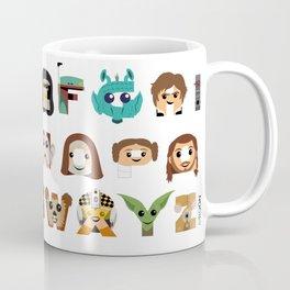 ABC3PO Coffee Mug