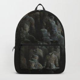 Terra-cotta Warriors of Xian China Backpack