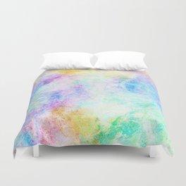 Pastel Color Splash 04 Duvet Cover