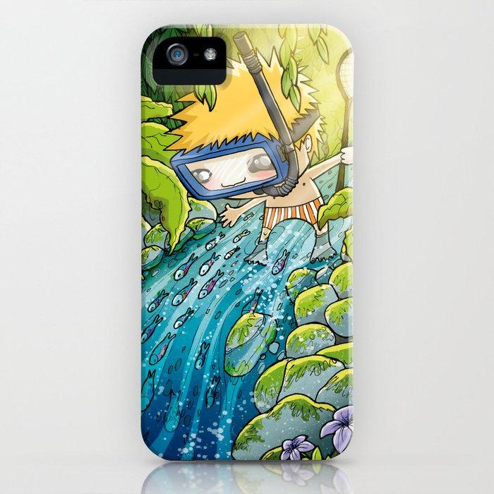Adventure iPhone Case