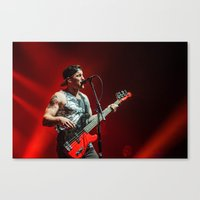 all time low Canvas Prints featuring All Time Low by Ashton Garner