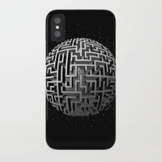 Lost in Space Slim Case iPhone X