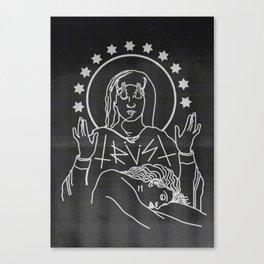 TRVST Canvas Print