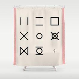 Bequiz Test 04 Shower Curtain