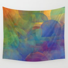 Thoughts Wall Tapestry