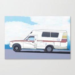 Chinook Canvas Print