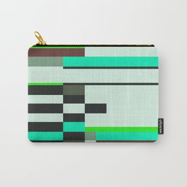 Geometric design - Bauhaus inspired Carry-All Pouch