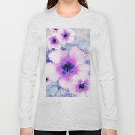 Rose of Sharon Bloom Long Sleeve T-shirt