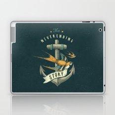 Anchor | Petrol Grey Laptop & iPad Skin