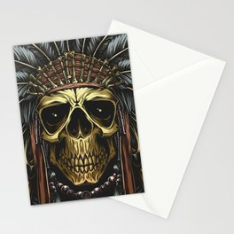 Death of Kemosabe Stationery Cards