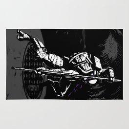 TMNT Donny Rug