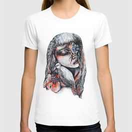 Death and Dahlia T-shirt
