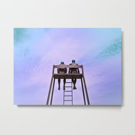 The dreamers Metal Print