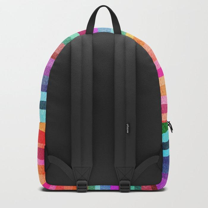joyful wave Backpack