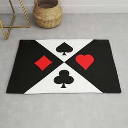 Four Suits Rug