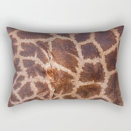 Giraffe Fur Rectangular Pillow