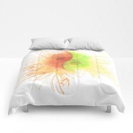 Yin Yang 15 Comforters