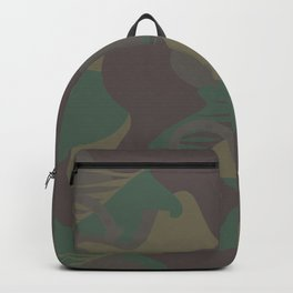 Camouflage Year of Horse Backpack