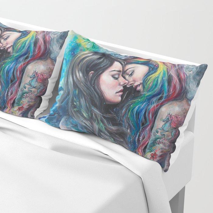 Colorful Me Pillow Sham